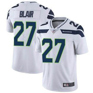 Seahawks Marquise Blair White Jersey